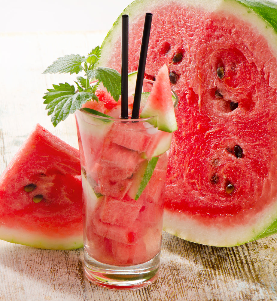 watermelon-and-mint-drink