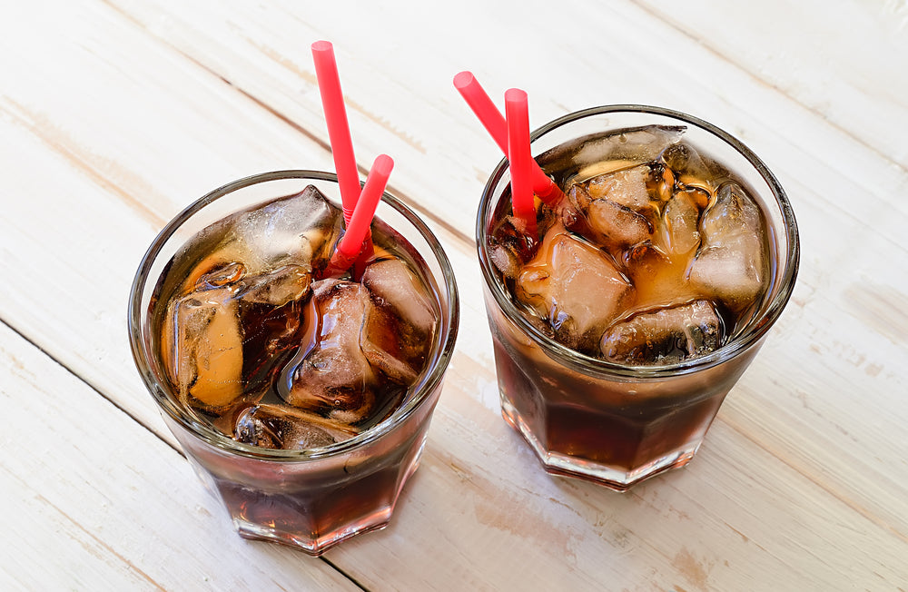 Why You Should Skip The Soft Drinks