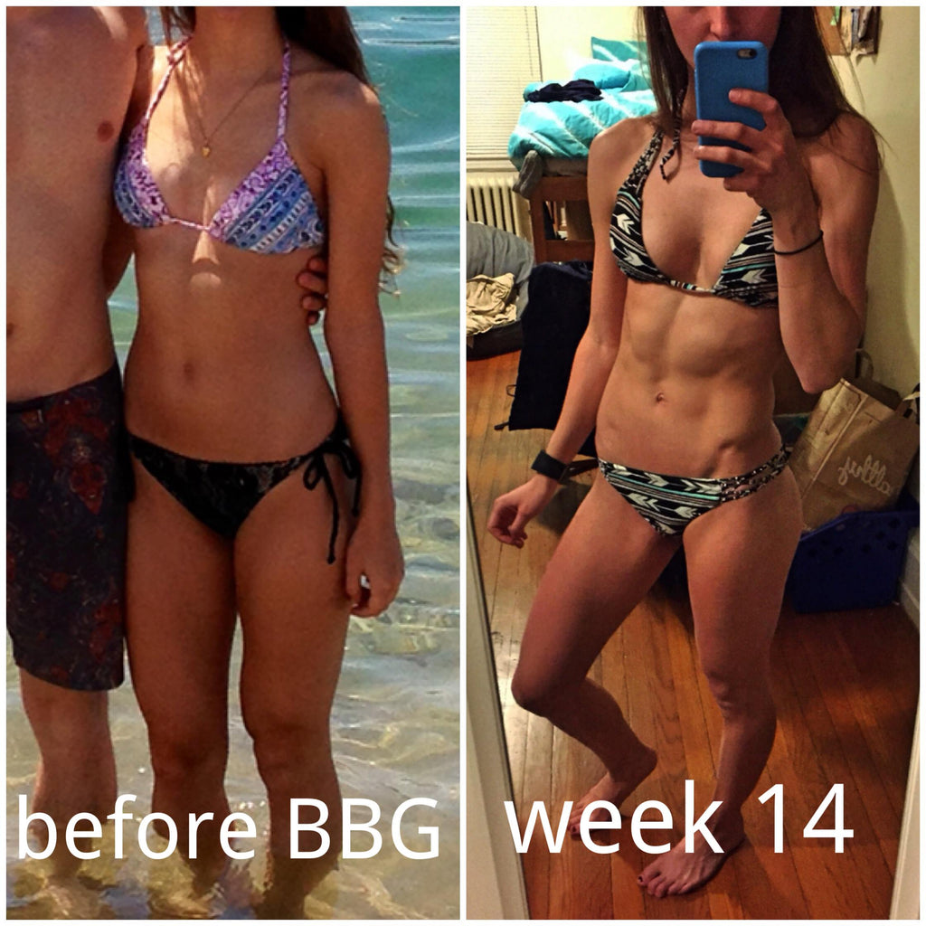 Transformation Tuesday With Impressive Results!