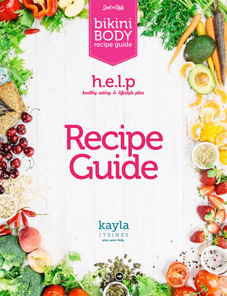Itsines ebook kayla free download nutrition guide
