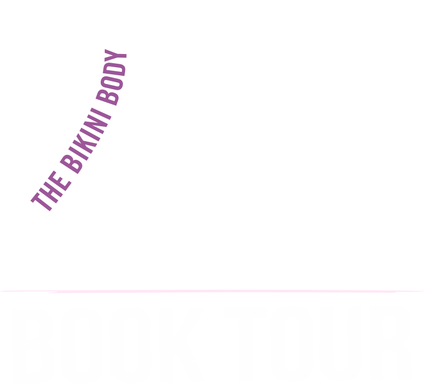 28-Day Healthy Eating & Lifestyle Guide Book Tour