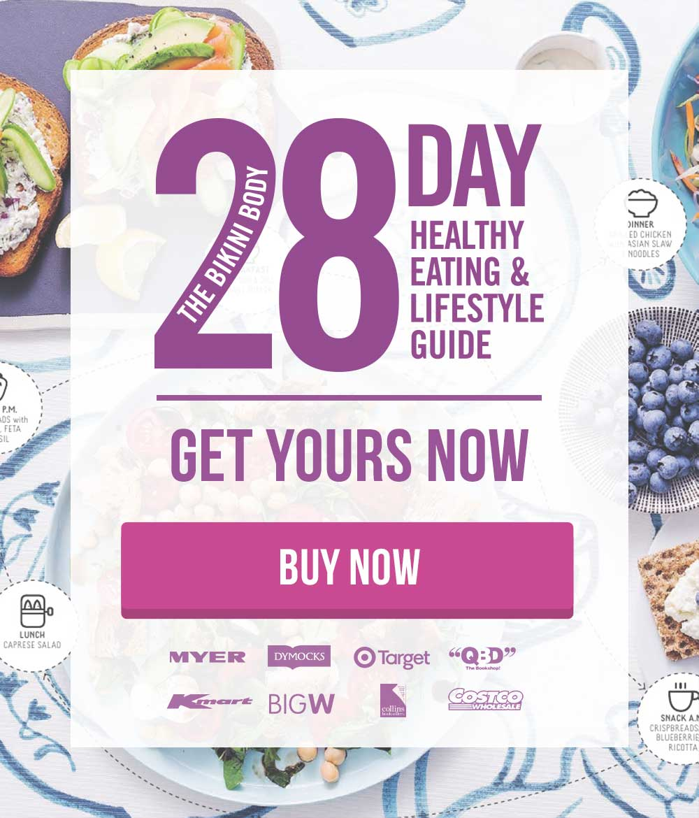 28 day healthy eating amp lifestyle guide kayla itsines
