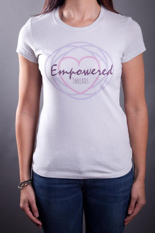 Empowered Logo Tee