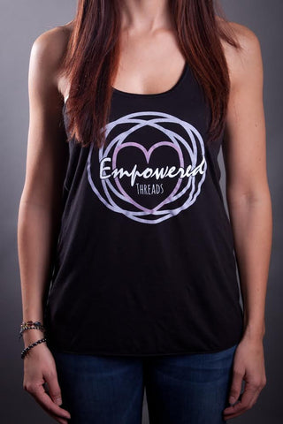 Empowered Logo Tank