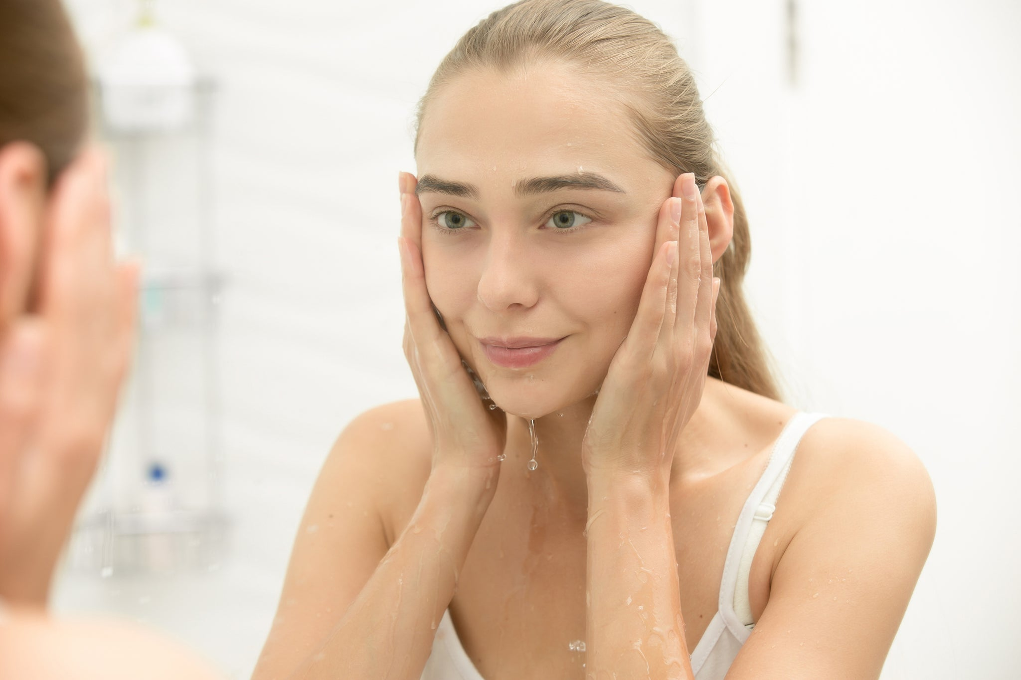 Does your cleanser make your skin feel tight?