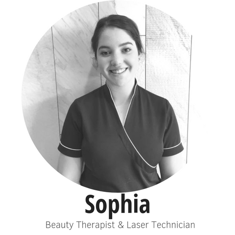 Sophia Beauty Therapist Camden
