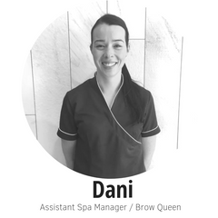 Eden Spa Assistant Manager Dani