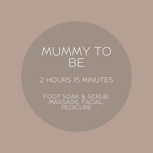 Mummy to be Package Gift Voucher