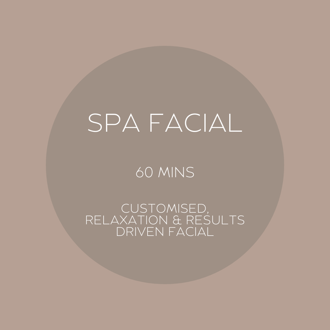 Spa Facial Gift Voucher