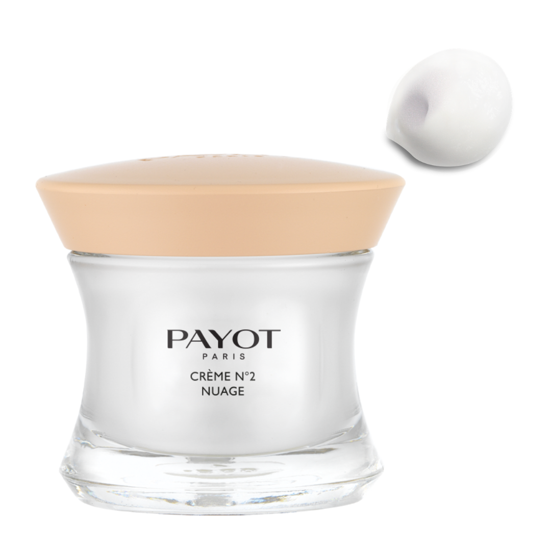 PAYOT - CRÈME N°2  - Nuage - Anti-Redness Anti-Stress Soothing Care - 50ml