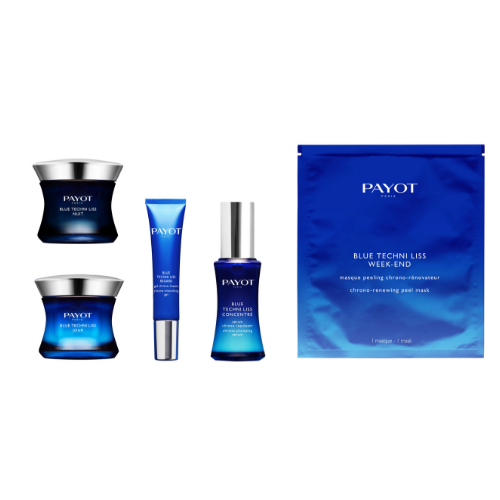 PAYOT - BLUE TECHNI LISS - Concentrate - Chrono-Plumping Serum 30ml
