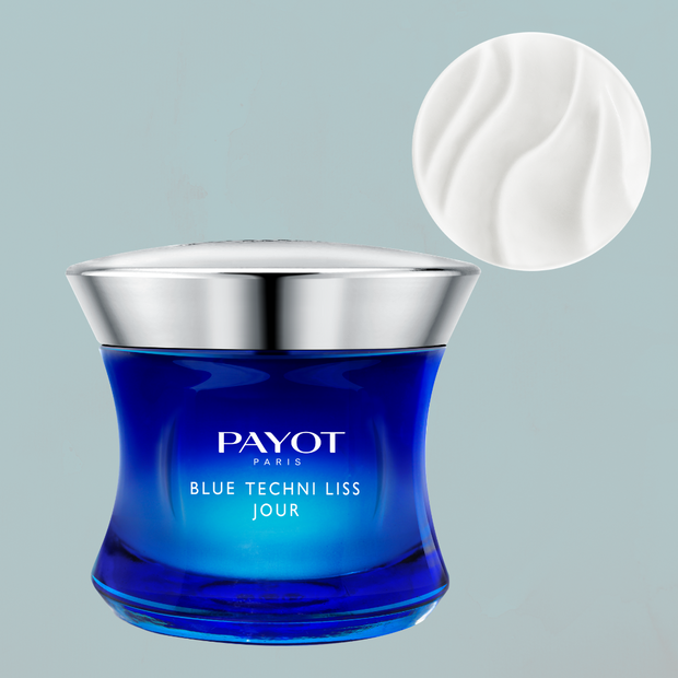 PAYOT - BLUE TECHNI LISS - Jour - Chrono-smoothing Cream 50ml