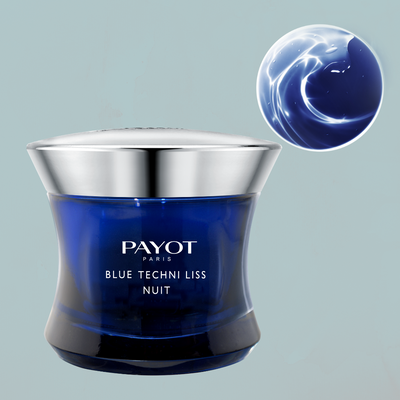 PAYOT - BLUE TECHNI LISS - Nuit - Blue Chrono-Regenerating Balm 50ml