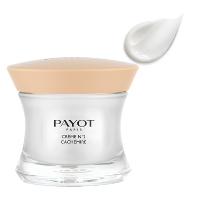 PAYOT - CRÈME N°2 - Cachemire - Anti-Redness, Anti-Stress Soothing Rich Care - 50ml