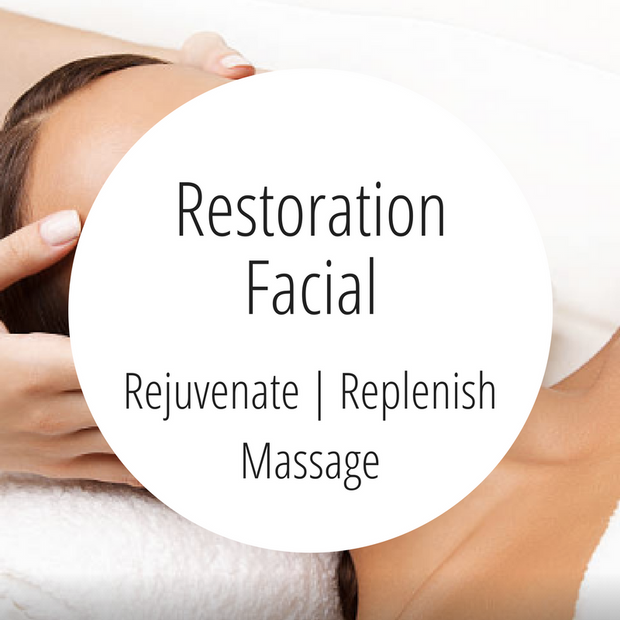 restoration facial eden spa buy gift voucher online