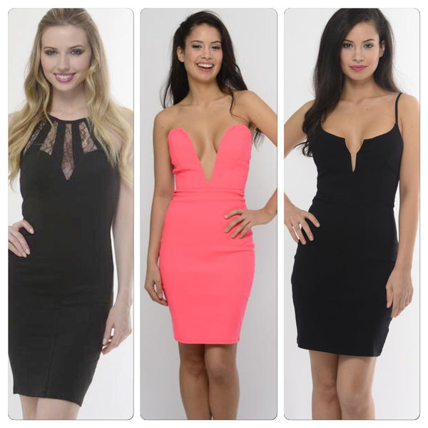5 Vegas Dresses to Add to your Suitcase!