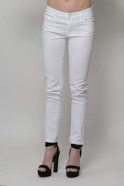 Park Avenue White Pants