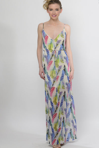 Summer Kiss Maxi Dress