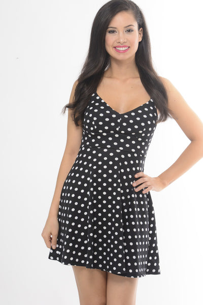Polka Dot Bay Dress