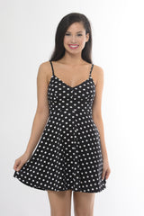 Polka Dot Bay Dress - Dear Havana