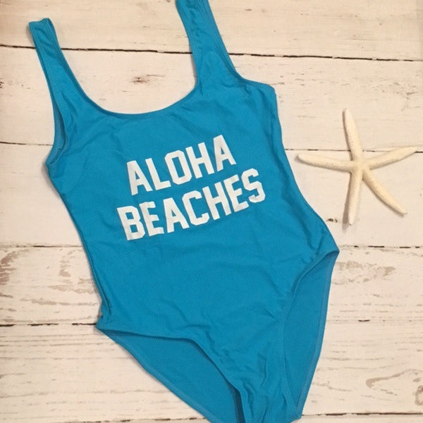 Aloha Beaches Swimsuit