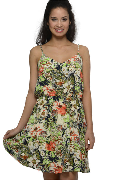Harlow Floral Dress