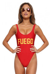 Fuego Swimsuit - Dear Havana