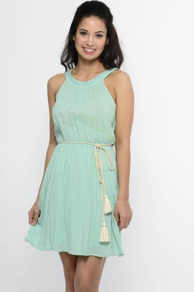 Fields of Mint Dress