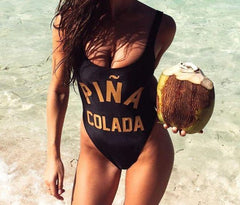 Pina Colada Swimsuit