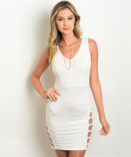Little Secret White Dress