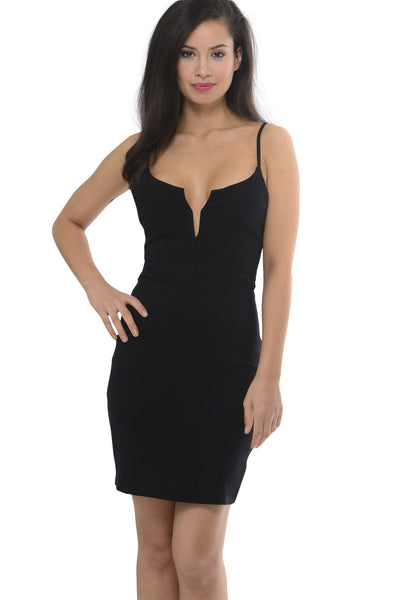 Endless Nights Black Dress