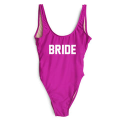 Bride One Piece Swimsuit - Dear Havana