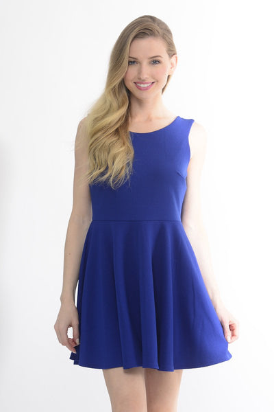Azul Lagoon Blue Dress