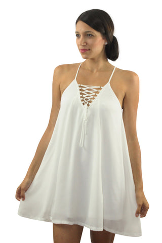 What to wear in Miami - White Dress