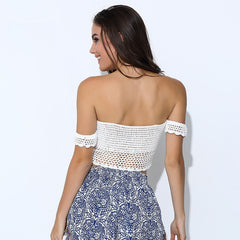 Playacar Crochet Top - Dear Havana