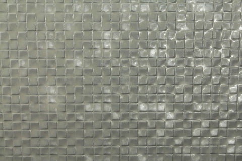 Uneven Mosaic Off-White Gloss 300x300