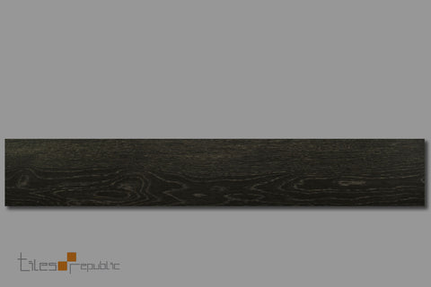Teak Wood Charcoal Timber Look Matt 150x900