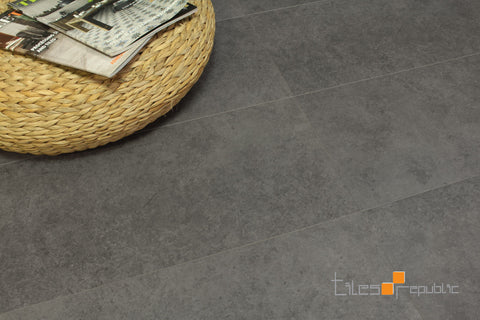 Abyss Grey Matt 300x600