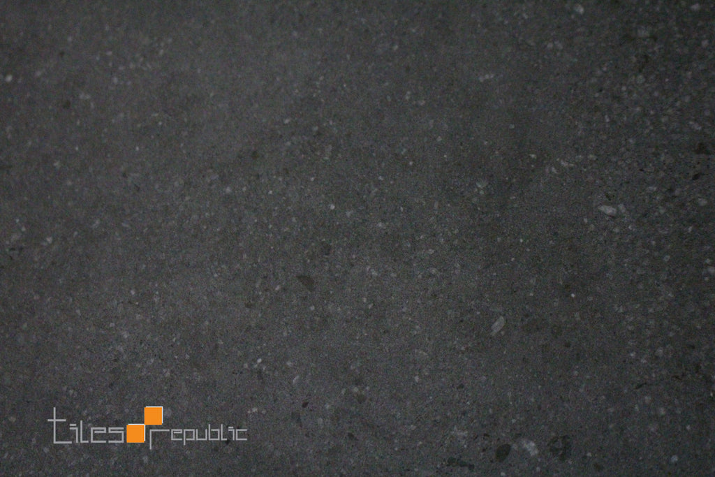 Mineral Smoke Outdoor Concrete Look Tile 600x600