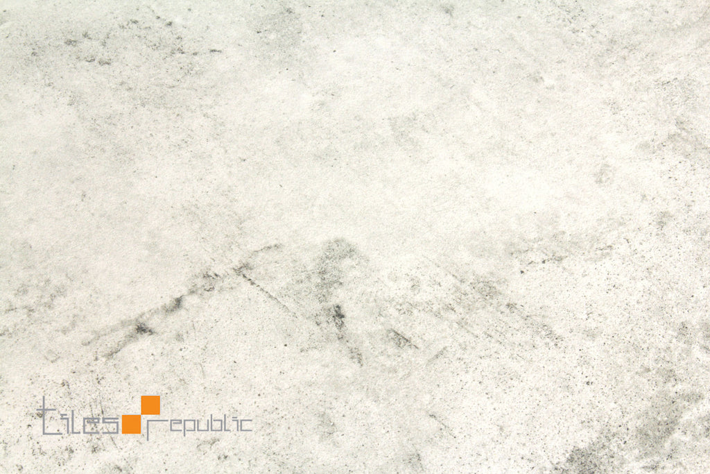 Iris Chalk Concrete Look Tile Matt 600x600