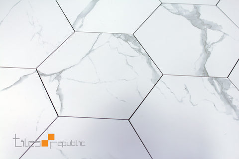 Modern Hexagon Tiles Available Near Melbourne Tiles Republic