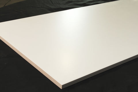 White Matt Rectified 300x600 Wall