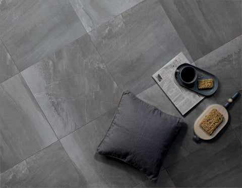 Geostone Grey Matt 600x600