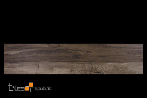 Hickory Wood Walnut Timber Look Matt 200x900