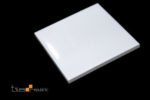 White Gloss 100x100 Wall