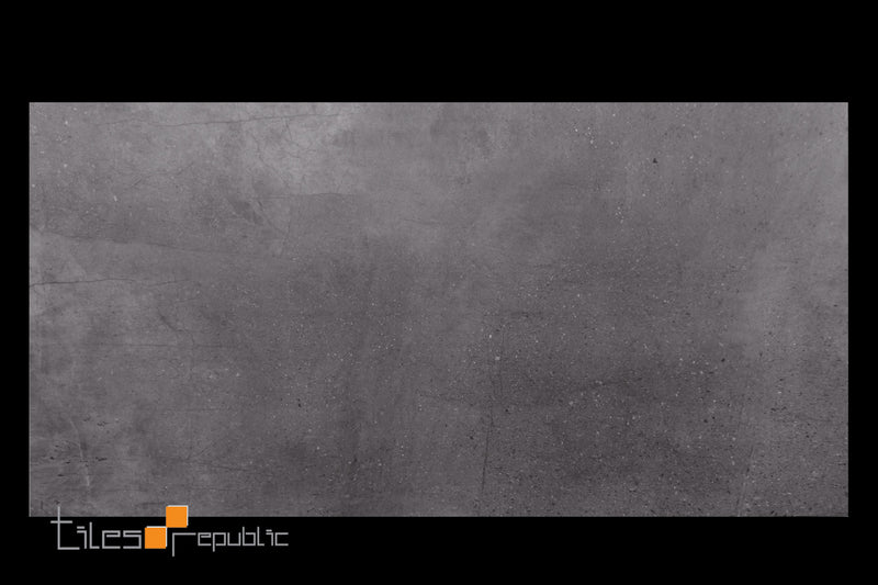 Maxx Grey Concrete Look Tile Matt 450x900