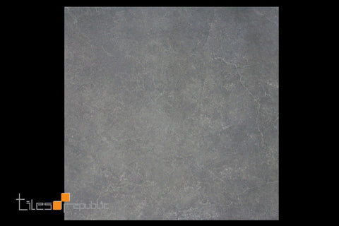 Mayfair Grey Concrete Look Tile Matt 600x600