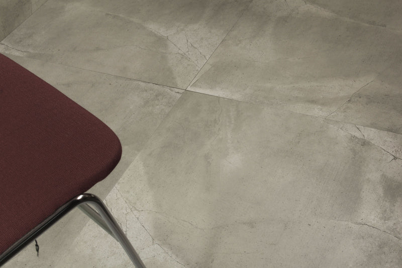 Cemento Concrete Look Grey Matt 600x600