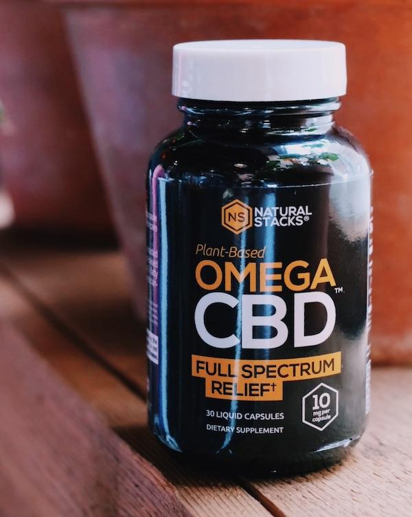 Natural Stacks Omega CBD Hemp