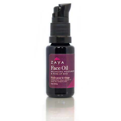 ZAYA eco skincare| natural balancing face oil